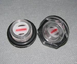 Plastic Oil Sight Gauge