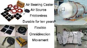 Air Bearings And Casters Operate Instruction