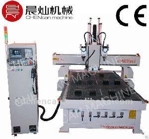 cnc router keyhole drilling cc m1325a 3
