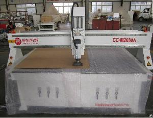platform plywood cutting machine cc m2030a