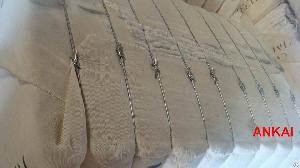 cotton bale packing steel wire ties