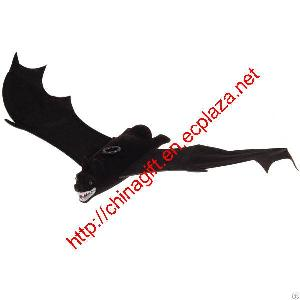 Sound Control Scary Flying Bat With Sound Effects For Halloween
