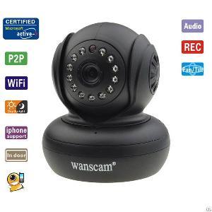 2013 p2p ip camera wanscam
