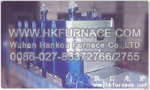 Low-temperature Bogie-hearth Electric Furnace