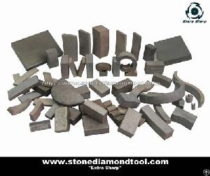 diamond segments stone