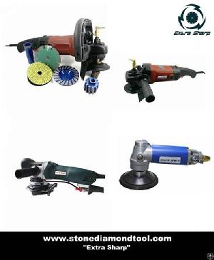 hand wet stone angle grinder