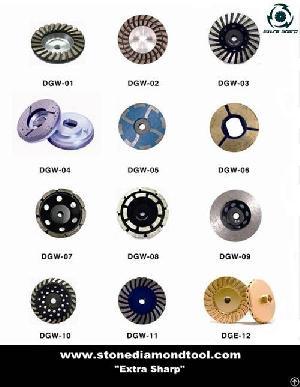 stone diamond grinding wheel