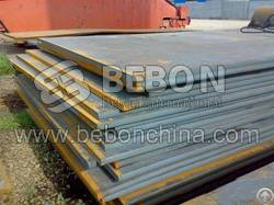 S 355 J2g2w Steel Resistant To Atmospherical Corrosion
