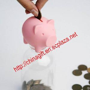 20 Mm Penny Piggy Bank