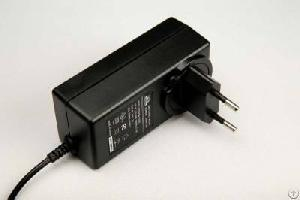 15v1.2a Medical Power Adapter For Eu Plug / 12v1.5a 60601 Standard Adapter