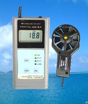digital anemometer 4832