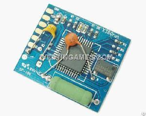 x360run glitcher board 96mhz crystal oscillator build xbox360 slim