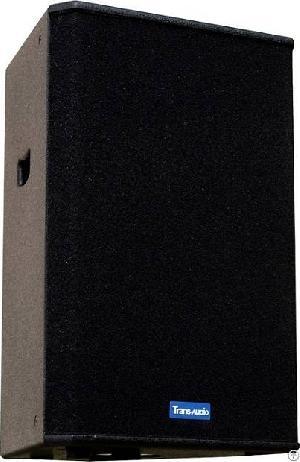 Two Way Loudspeaker System, Speaker Box, Pro Sound, Audio Equipment, Speaker Cabinet Md15