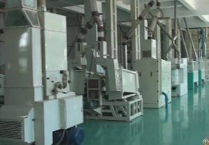 6fsmct Series Of Millet And Sorghum Processing Line