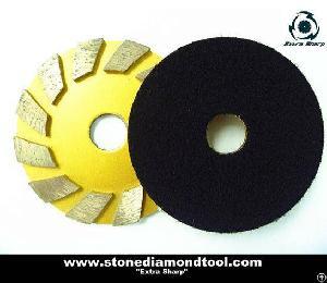 floor polishing diamond metal pad