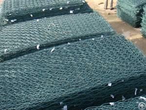 gabion cushions renault rockfall protection mesh