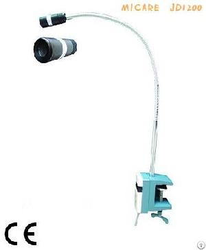 Supply Chair Clip-on Wall Mounted Led Cold Light Exam Light For Veterinary Dental Ent