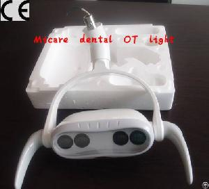 micare led dental chair operation light surgical lamp
