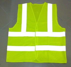 Reflective Vest And Safety Vest