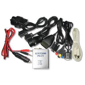 Устройство KWP 2000 Plus со специальным программным оборудованием предназначено для распознавания, чтения и записи...