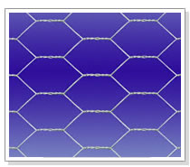 hexagonal wire mesh poultry netting