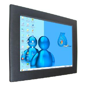 12.1 Inch Lcd Industrial Monitor Aip-12, Touch Screen