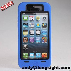 Sell For Iphone 5c 3-pieces Hybrid Rugged Soft Hard Silicone Impact Case Cover