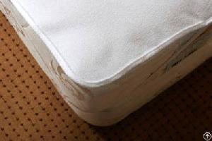 waterproof mattress protector pvc coated cover