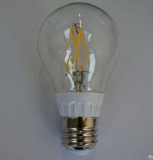 Llevó Bombilla De Filamento Como La Forma Lámpara Incandescente