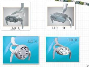 led dental chair lights oral surgical