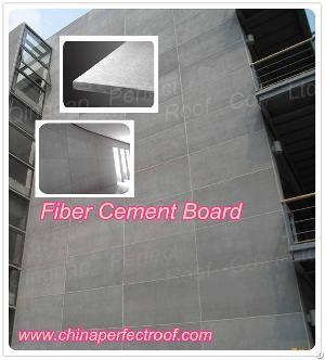 Fiber Cement Board / Fiber Decorative Panels