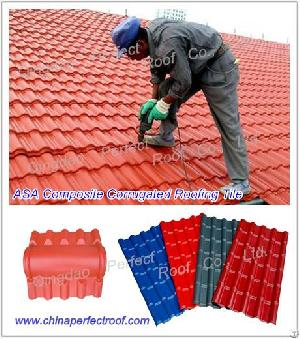 Synthetic Resin Roof Tiles
