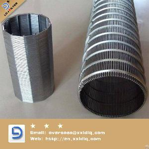 Thread Johnson Type Screen Pipe Stainless Steel