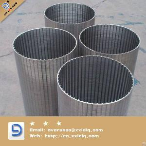 V-wire Wound Screens Stainless Steel 304 Lida Factory