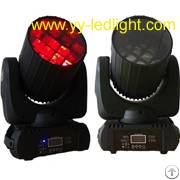 Led Moving Head Color Beam Effect Light 12pcs X 12w Rgbw 4in1