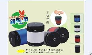 Mobile Portable Wireless Bluetooth Speaker High Quality Qfx Sd / Aux / Usb / Fm Rechargeable Bluetoo