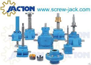 Worm Gear Screw Jack, Screw Lift Mechanism, Linear Actuators In Netherland, Danmark, Belgium