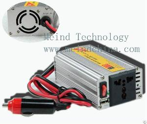 200w Power Inverter Dc To Ac Usb Converter Adapter Adaptor Transformer Car Charger