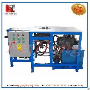 Heater Pipe Bending Machine U-type Hydraulic Pipe Bender