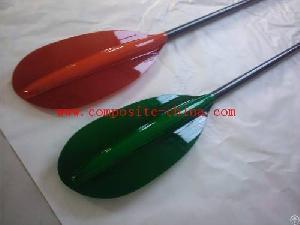 Sports Products, 1-2m Carbon Fibre / Glass Fibre Kayak Paddle