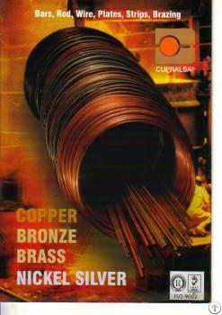 Wanted Representative Copper Brass Bronze Nickelsilver Bars, Rod, Wire, Strips