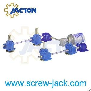 We Are Screw Jack Lifting Platform, Acme Screw Drive Vertical Platform L Suppliers And Manufacturers