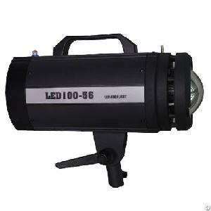 led 100w daylight studio light wireless remote controller photo video