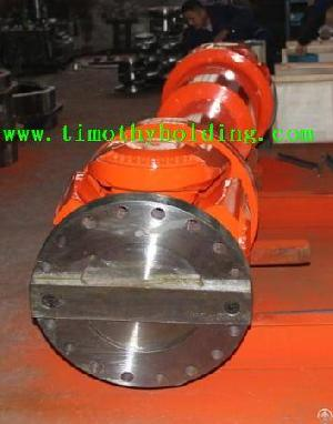 universal joint shafts rotating furnace mining machinery