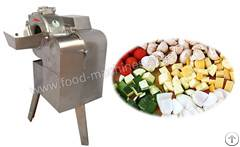 Fruit And Vegetable Dicer Machine