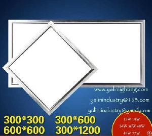 led panel light pendant recessed 300x300 600x600 600x1200mm ceiling lamp