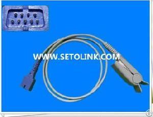 db9 pin finger clip spo2 sensor probe nellcor oximax