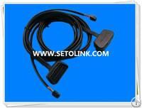 obd 16 pin male c3030 8pin connector