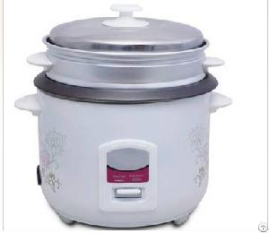 Directly Body Rice Cooker With Steamer