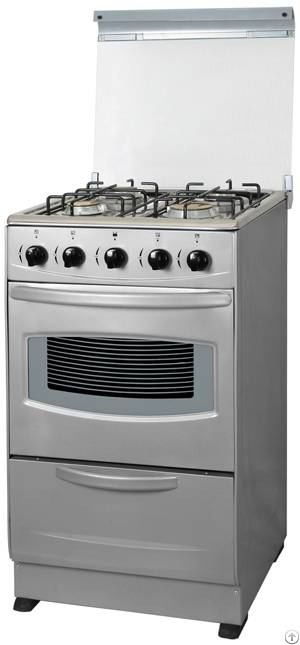 Stainless Steel Gas Kitchen Freestanding Oven With Stove